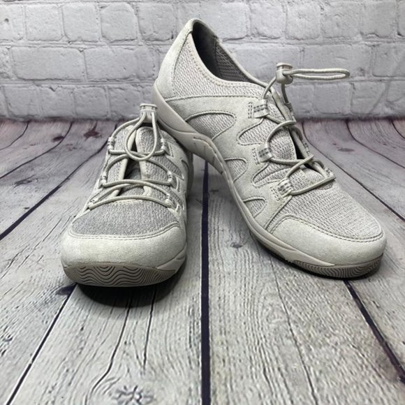 Womens Holland Sneaker Ivory Suede